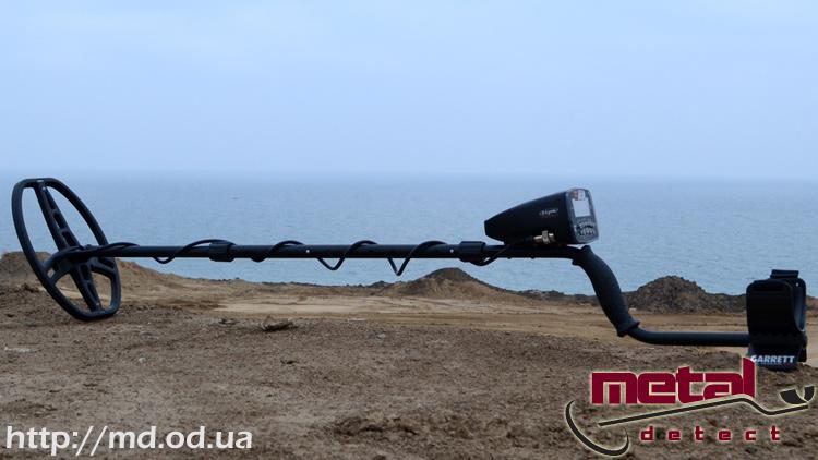 Аренда металлоискателя Garrett AT Max