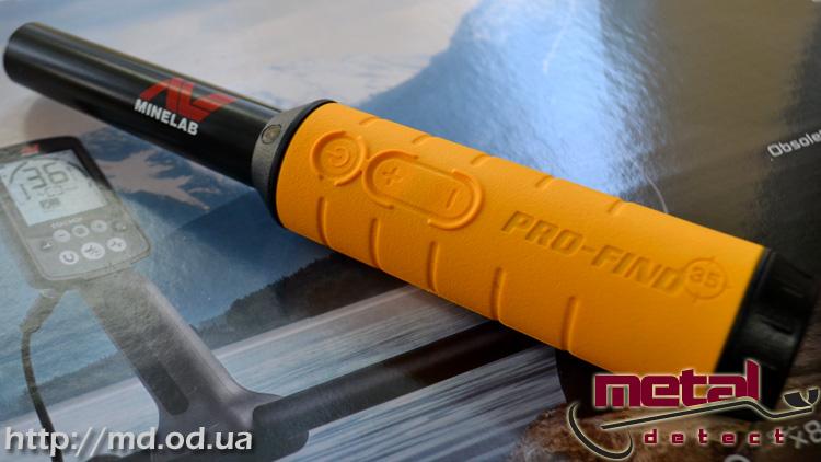 Металлоискатель Minelab Pro-Find 35