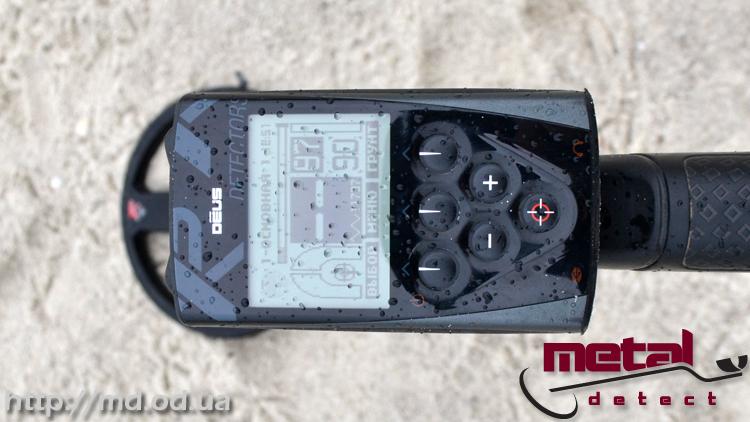 Металлоискатель XP DEUS 22.5 RC