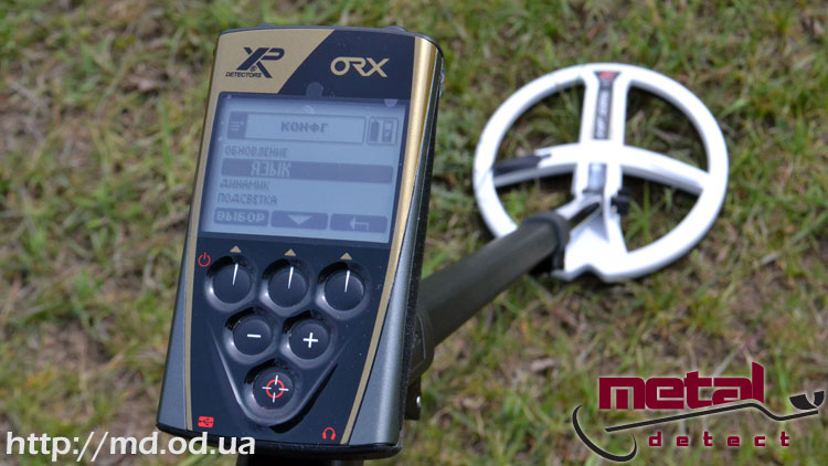 Металлоискатель XP ORX 22 HF